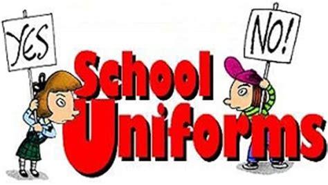 Schools should have uniforms essay